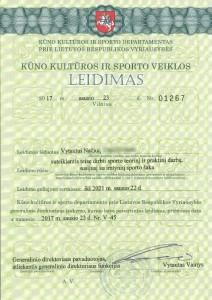 KKSD leidimas 2017